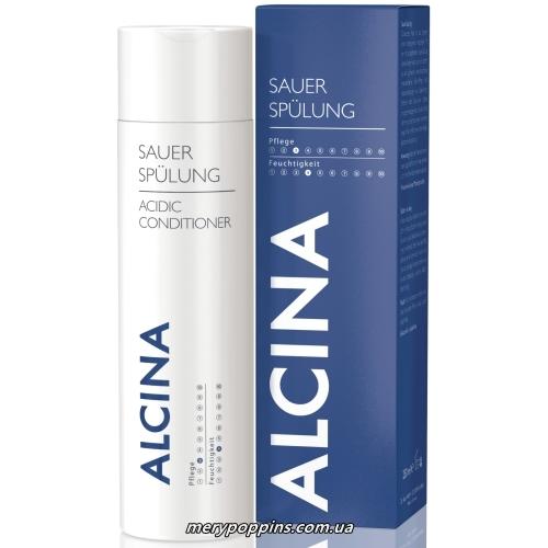 Ополаскиватель кислый для нормальных и тонких волос Alcina Acidic conditioner - 250 мл.