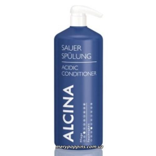 Ополаскиватель кислый для нормальных и тонких волос Acidic conditioner - 1250 мл.