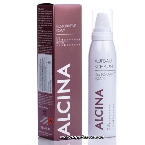 Пена восстанавливающая  для сухих и поврежденных волос (Hair Care Alfbau Schaum Care Factor 1)