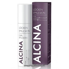 Эмульсия для кудрявых очень поврежденных волос ALCINA Locken-Emulsion Care Factor 2 - 100 мл.