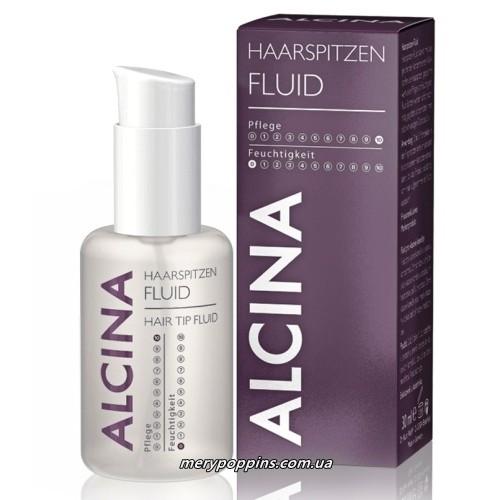 Флюид для кончиков очень поврежденных волос ALCINA Haarspitzen-Fluid Care Factor 2 - 30 мл.