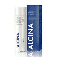 Шампунь для объема нормальных и тонких волос Alcina Volume shampoo - 250 мл.