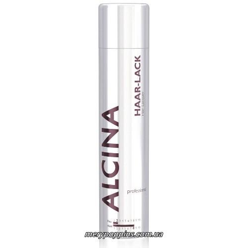Лак-аэрозоль для волос очень сильной фиксации PROF Alcina – 500 мл.