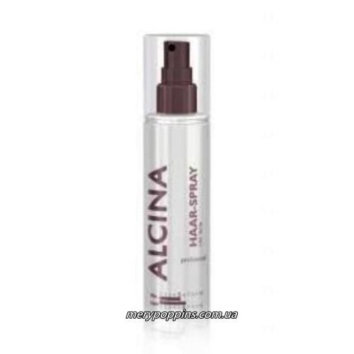 Лак-спрей крапельний для волоc сильной фиксации профессиональный Alcina PROF Haar-Spray - 125 мл.