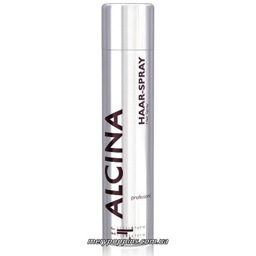 Лак-спрей для волоc сильной фиксации Alcina PROF Varnish-spray - 500 мл.