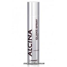 Спрей-блеск для волос Alcina PROF Spray shine - 200 мл.