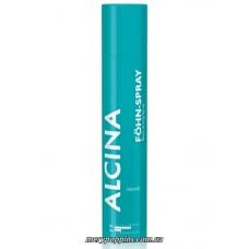 Спрей-аэрозоль для сушки волос феном природной фиксации Alcina Spray hairdryer hair dryer - 200 мл.