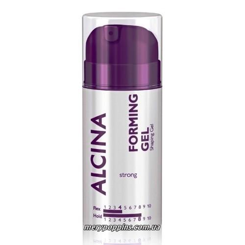 Гель текстурный сильной фиксации Alcina Gel texture - 100 мл.