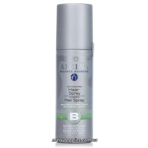 Лак для волос природной фиксации 6.0 Alcina B Haar-Spray - 150 мл.