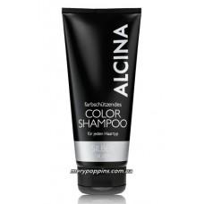 Шампунь оттеночный Серебро ALCINA Color-Shampoo Silver - 200 мл.