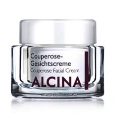 Крем антикуперозный ALCINA Couperose Gesichtscreme - 50 мл.