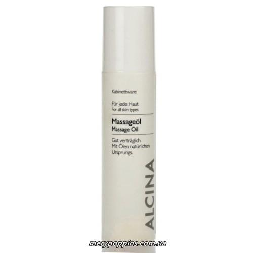 Масло массажное ALCINA Massage-oil.