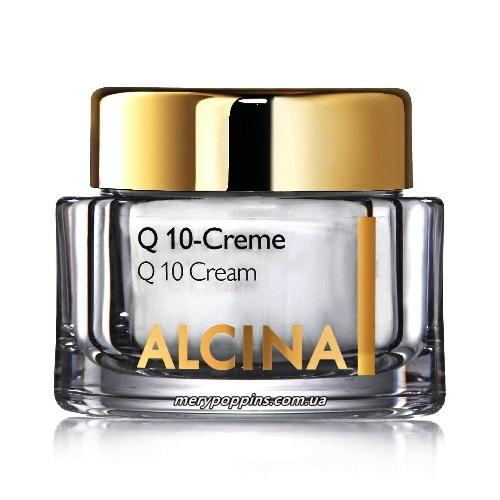 Крем антивозрастной ALCINA Q10 Creme.
