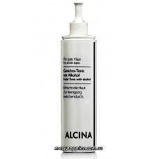 Тоник для комбинированной кожи лица со спиртом ALCINA Facial-Tonic with Alkohol - 200 мл.