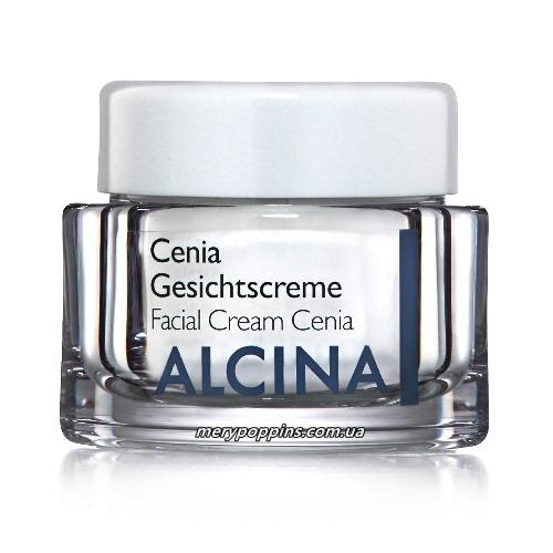 Крем питательный Цения для сухой кожи лица Alcina Cenia Gesichtscreme - 50 мл.