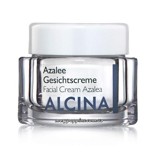 Крем для сухой кожи лица Азалия Alcina Azalee Gesichtscreme - 50 мл.