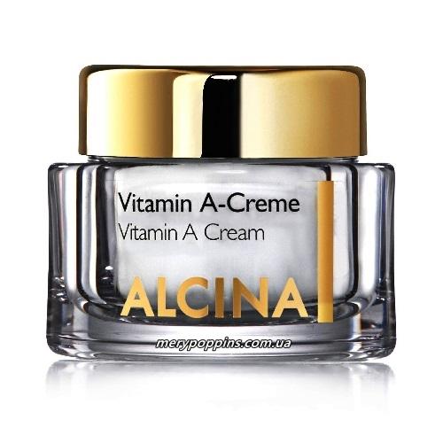 Крем антивозрастной с витамином А ALCINA Vitamin A-Creme.