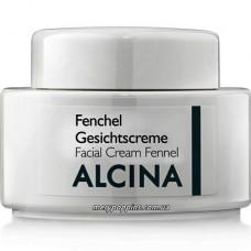 Крем для сухой кожи лица Фенхель Alcina Fenchel Gesichtscreme - 100 мл.
