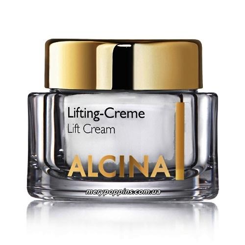 Крем антивозрастной лифтинговый ALCINA Lifting-Creme.