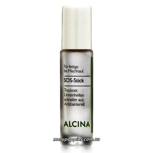 Средство скорой помощи для локального применения Alcina SOS-Stic - 10 мл.