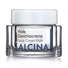 Крем для сухой кожи лица Виола Alcina Viola Gesichtscreme - 50 мл.
