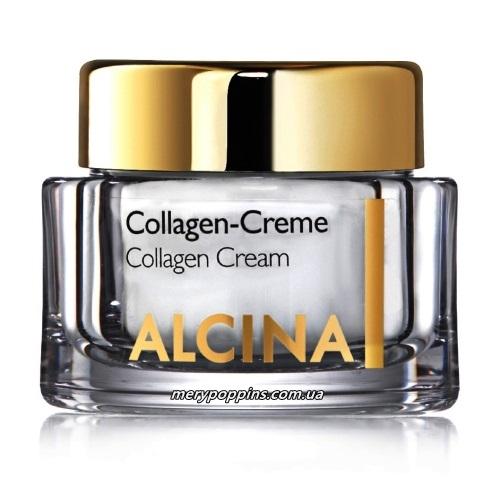Крем антивозрастной коллагеновый ALCINA Collagen-Creme.