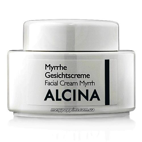 Крем для сухой кожи лица Мирра Myrrhe Gesichtscreme - 100 мл.