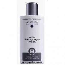 Молочко очищающее нежное для лица ALCINA Reinigungs Milch - 500 мл.