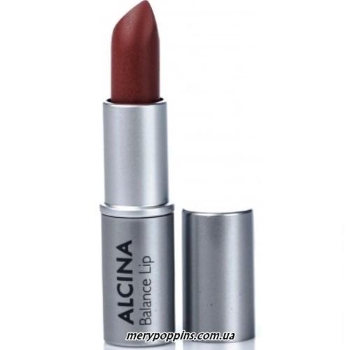 Помада для губ фундук Alcina Lipstick 360 noisette.