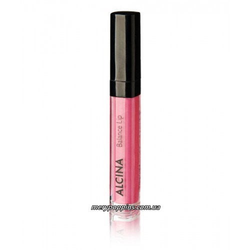 Блеск для губ Alcina Lip Lacquer candy rose.