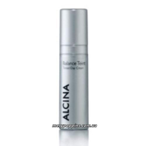 Крем дневной с эффектом тональной основы Alcina Balance Teint Tinted Day Cream