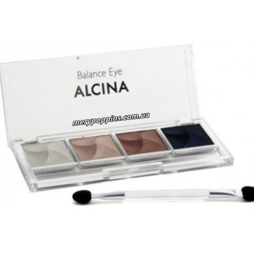 Пудра для век Квадро Alcina Eye Powder Quadro