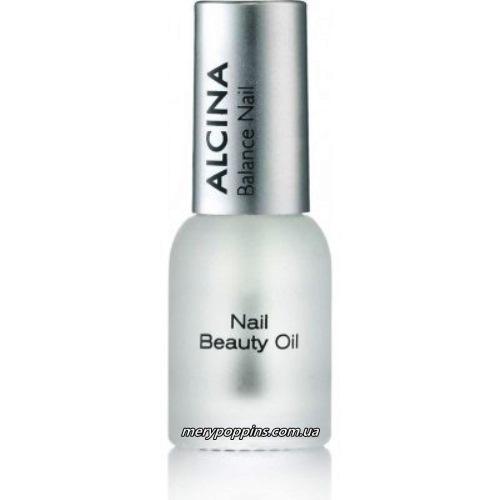 Масло для ухода за ногтями Alcina Balance Nail Beauty Oil