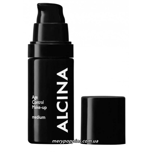 Тональный крем средний Alcina Age Control medium