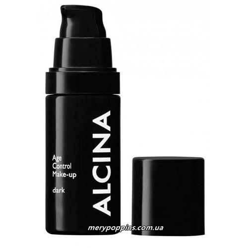 Тональный крем темный Alcina Age Control dark