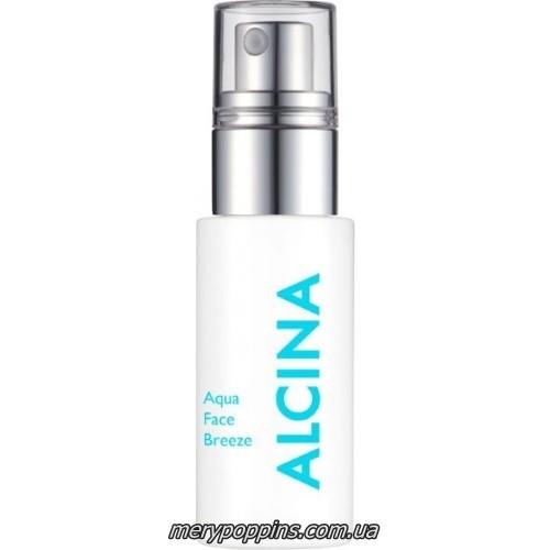 Фиксатор макияжа ALCINA Aqua Face Breeze 30мл.