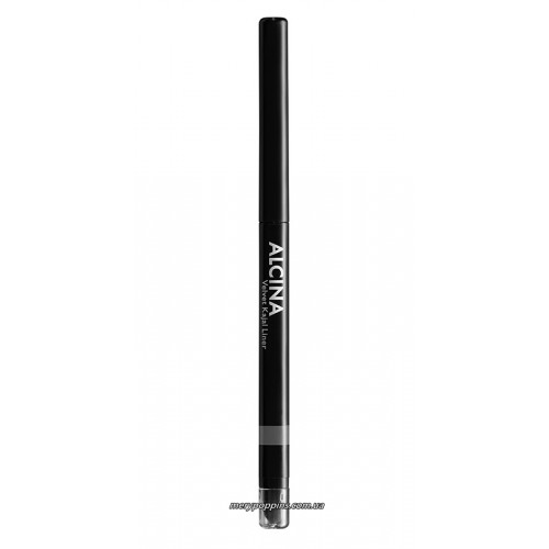Контурный карандаш для глаз серый Alcina VelvetKajal030 grey