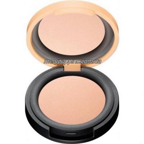 Тени для век матовые с зеркальцем персиковые Alcina Matt Eye Shadow peach.