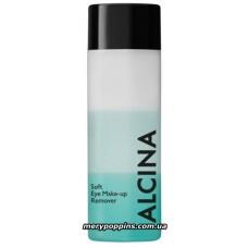 Средство для удаления макияжа с век Alcina Soft Eye MakeA-up remover