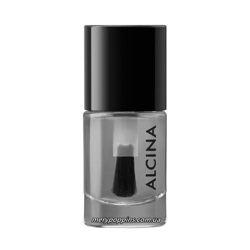 Лак-основа для ногтей Alcina Brilliant Top Base Coat