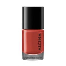 Лак для ногтей сирень Alcina Ultimate Nail Colour 020 lilac