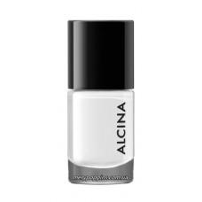 Лак для ногтей белый Alcina Ultimate Nail Colour 050 white