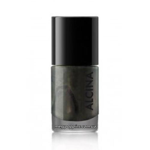 Лак для ногтей лесной Alcina Ultimate Nail Colour 090 forest