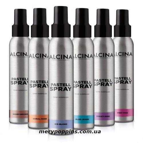 Пастель спрей для светлых волос (Pastell SPRAY Alcina)
