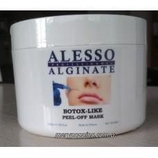 Маска для лица с эффектом Ботокса омолаживающая ALESSO Botox - 200 гр.