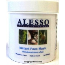 Маска растворимая микродермабразия ALESSO Instant Face Mask - 200 гр.