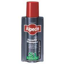 Шампунь с кофеином для чувствительной кожи головы (Alpecin S1) - 250 мл