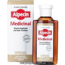 Тоник витаминный для кожи и волос Alpecin Medicinal Special - 200 мл.