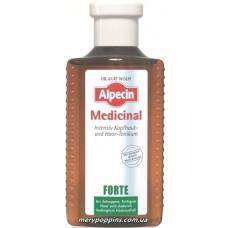 Тоник от перхоти и выпадения волос (Alpecin Medicinal Forte Anti Dandruff) - 200 мл