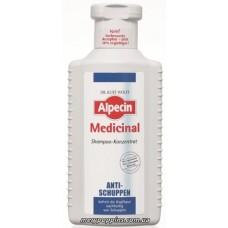 Шампунь-концентрат от перхоти (Alpecin Medicinal Shampoo Anti Dandruff) - 200 мл